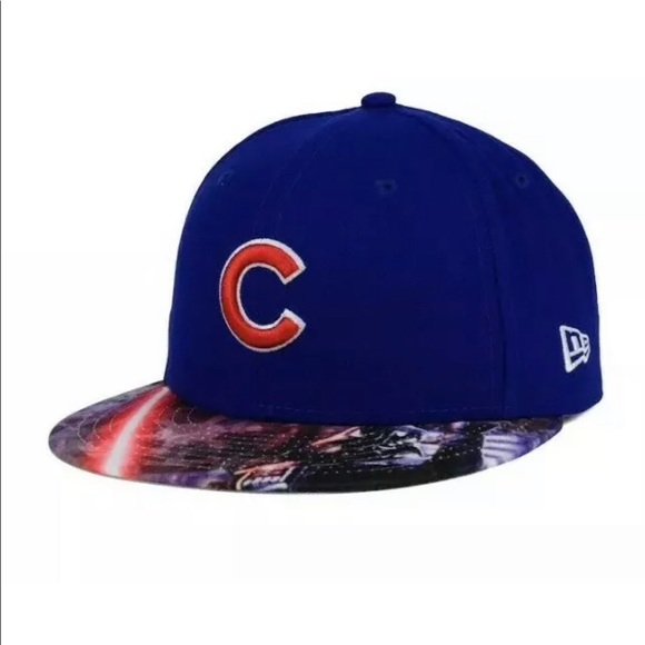 official photos dc5a6 027b1 New Era Chicago Cubs Star Wars Hat 🔥🔥